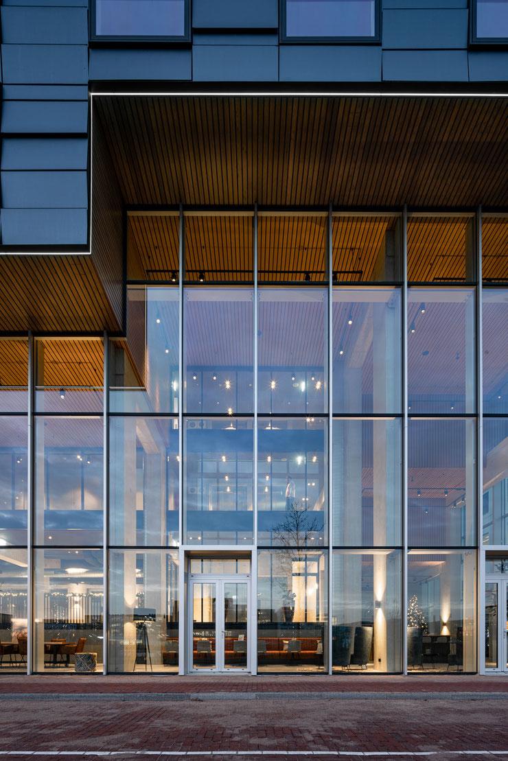 #egbertdeboer #egbertdeboerfotografie #architecture #architectuur #minervahaven #vurbarchitects #vurb #sem #studentexperience #pleijsierbouw