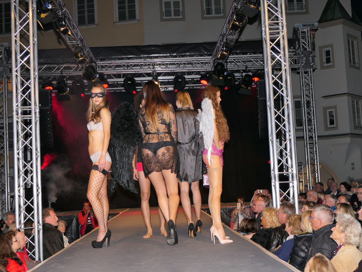 Rosige Zeiten City - Management in Rosenheim
