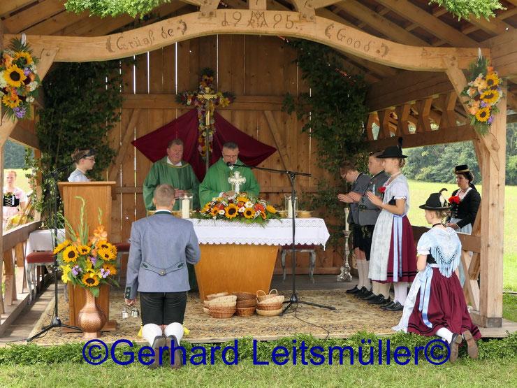 Feldgottesdienst Kirchenzug Teil 2