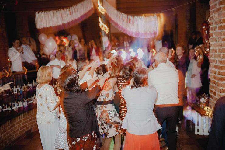 Hochzeitsflashmob
