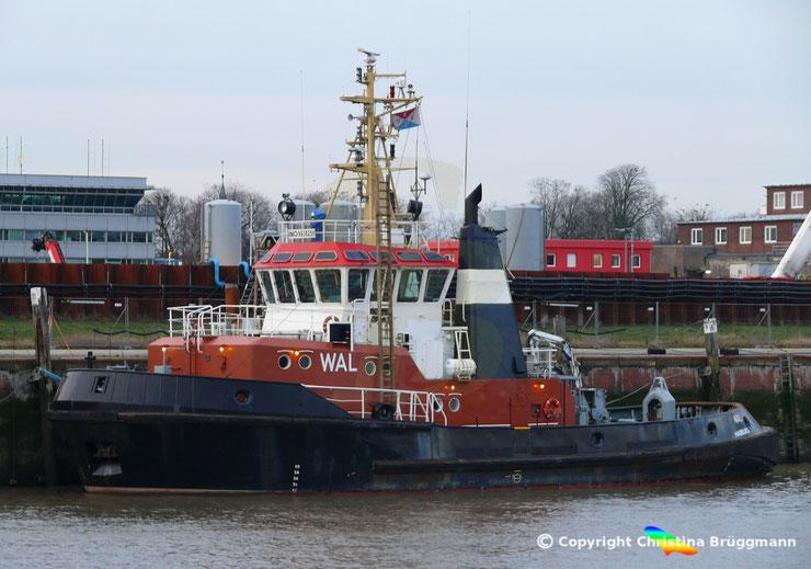 Schlepper WAL, Bugsier Reederei