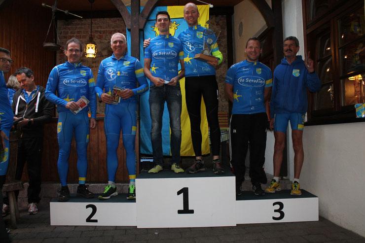 Winfried & Steff / Jochen & Markus / Kurt & Charly