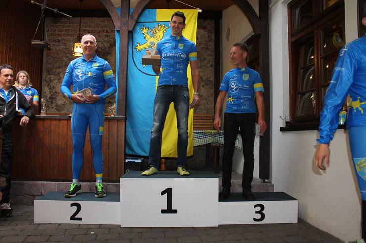 Stefan Fischbach / Jochen Schuhmacher / Martin Weckerle  (von links nach rechts)
