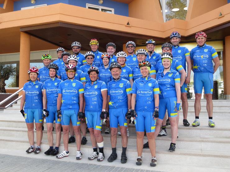 29.03.2015 - Team Radtreff Biberach auf Mallorca