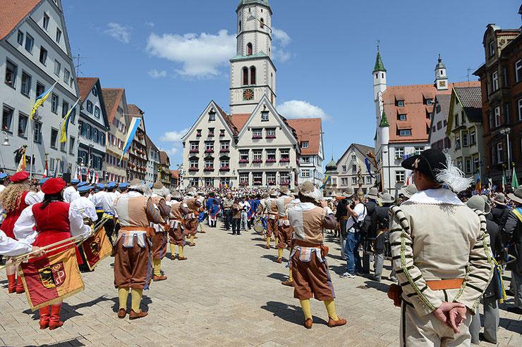 ... als Biberacher Radtreff sind wir dem Schützenfest verbunden und daher findet am Schütza-Dienstag kein Radtreff statt.