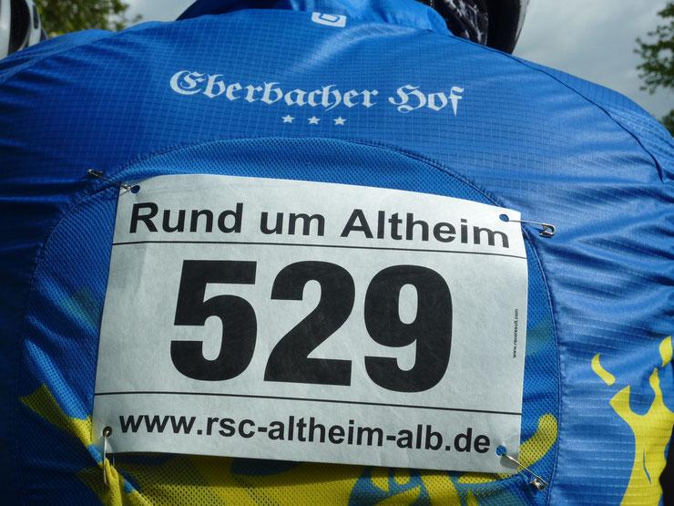 Rund um Altheim/Alb 10. Mai 2015