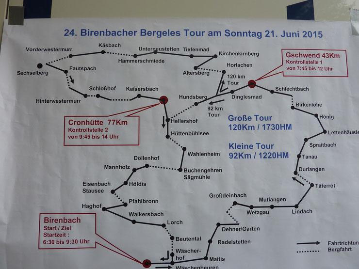 Birenbach, den 21. Juni 2015