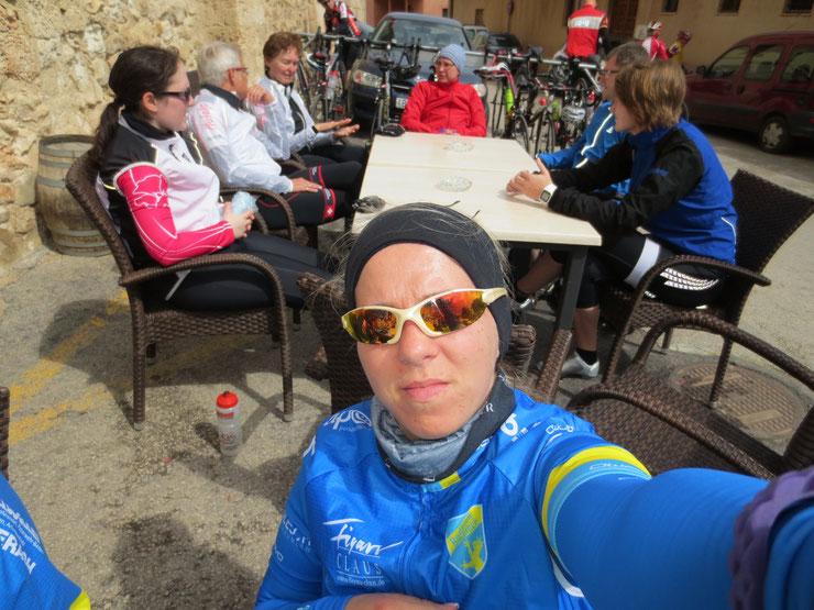 22.03.2015 - Gruppe Gesellig mit Martina in Sineu