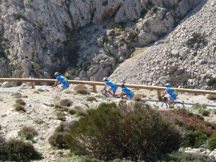 28.03.2015 - Radtreff am Cap Formentor