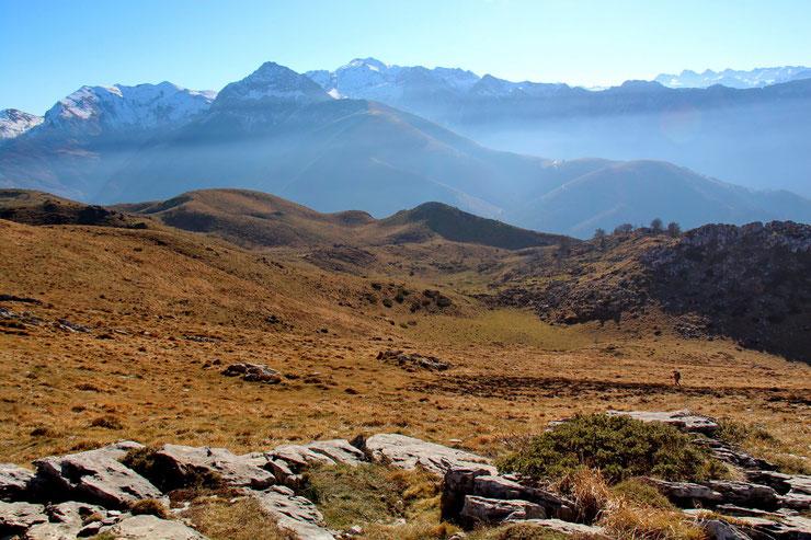 Le Plateau d'Ourdinse.