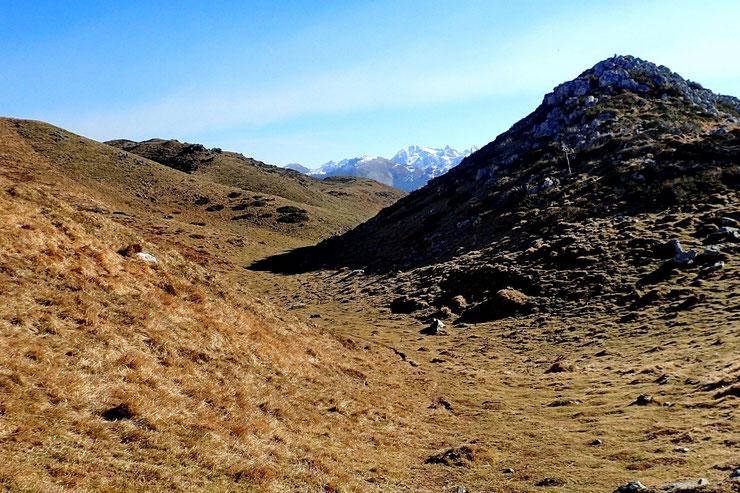 Plateau d'Ourdinse assez bosselé!