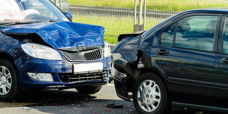 Unfall Unfallschaden Unfallreparatur Unfallabwicklung