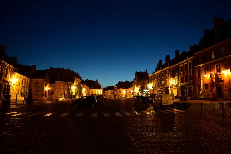 Cassel la nuit, Hauts de France