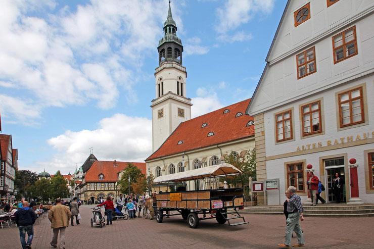 Kurzreiseangebot in den Landkreis Celle.