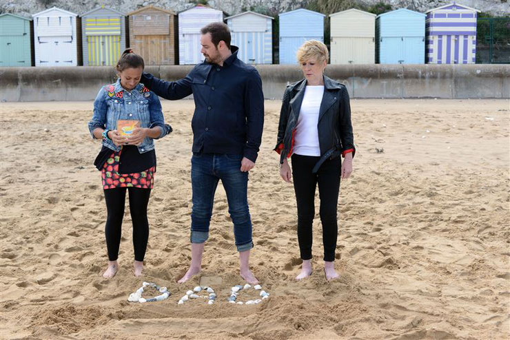 When Eastenders came to Viking Bay, Broadstairs