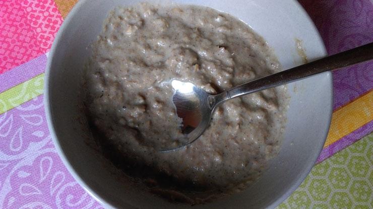 овсяная каша утром как завтрак, наше здоровье, целительство в Германии