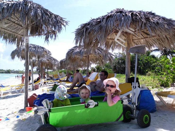Pause im ulfBo auch auf Kuba