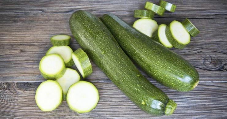 Zucchine, gustose senza calorie.