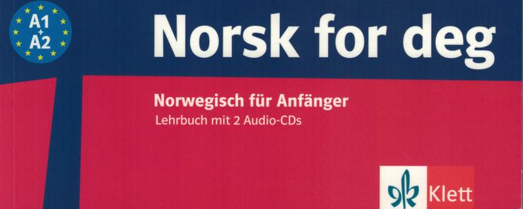 Erfahrungsbericht Norsk for deg Lehrbuch norwegisch