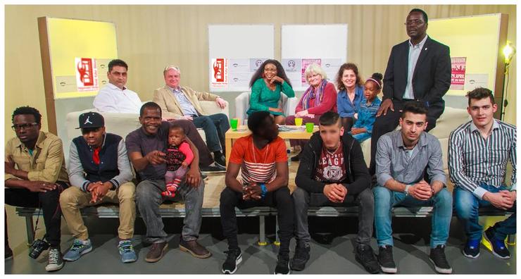 Migrants Association ist ein Bündnis von Kulturschaffenden, Pädagogen, Unternehmen, Kirchenvertretern, Vereinen und Nachbarschaftsinitiativen in Berlin-Brandenburg, die gemeinsam Integration mittels kulturpolitischer Projekte gestalten.