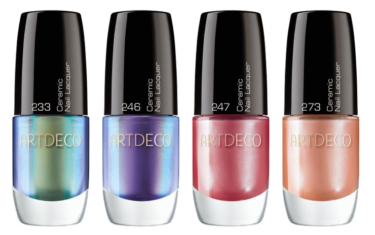 Artdeco Love is in the Air Beauty Spring Campaign 2014 Topcoat ceramic lacquer