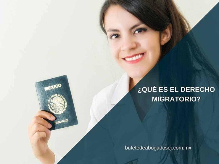 derecho migratorio - bufete de abogados - despacho de abogados