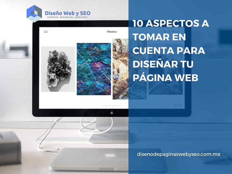 diseño de páginas web - diseño web responsivo - sitio web
