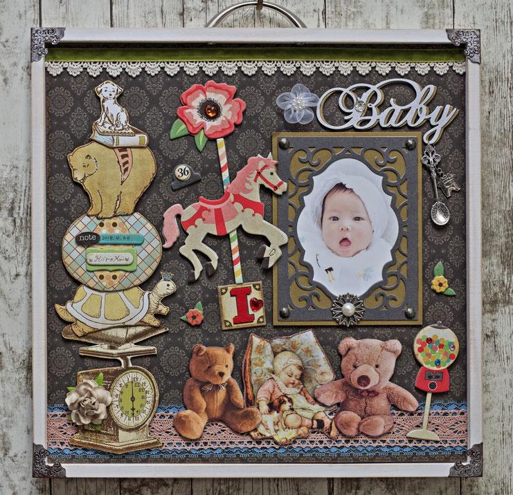 *9月14日:銀座ソレイユセミナー「Baby」