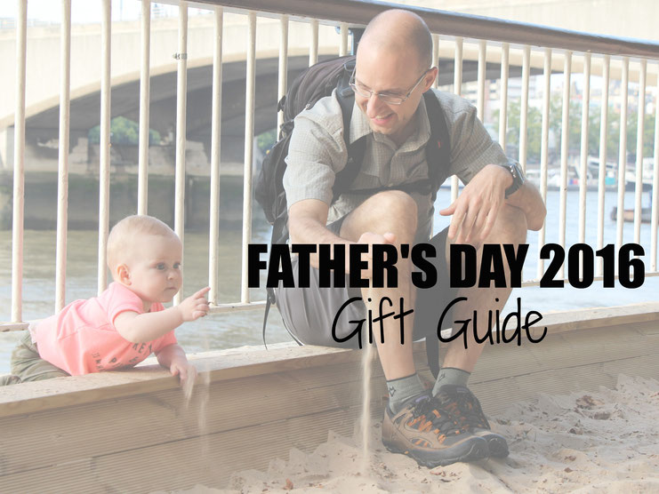 Father's Day Gift Guide for the dad who loves to travel!