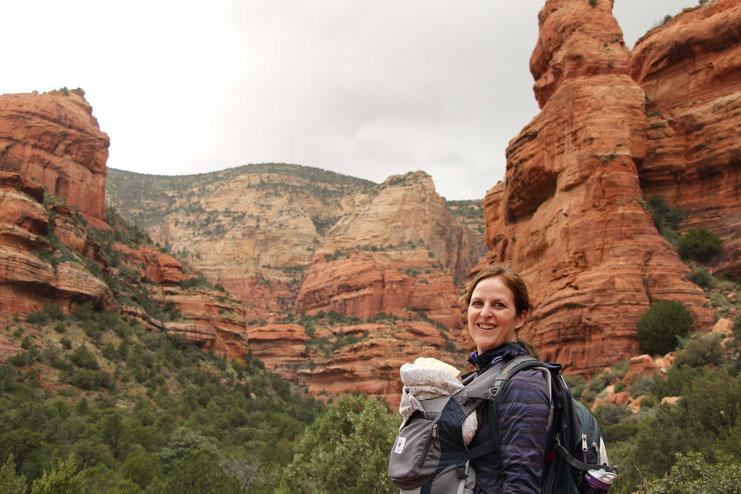 Fay Canyon Trail Sedona - Travel with Baby