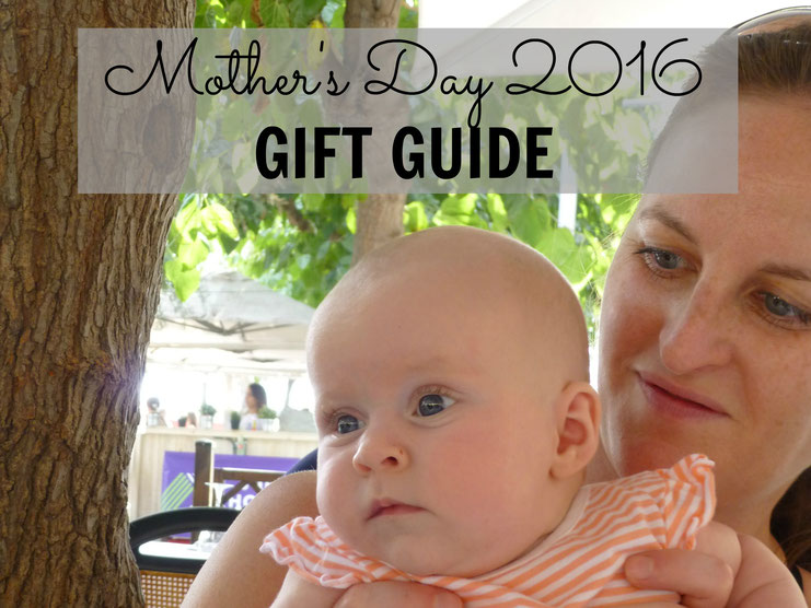 Mother's Day Gift Guide for the mom who loves to travel!