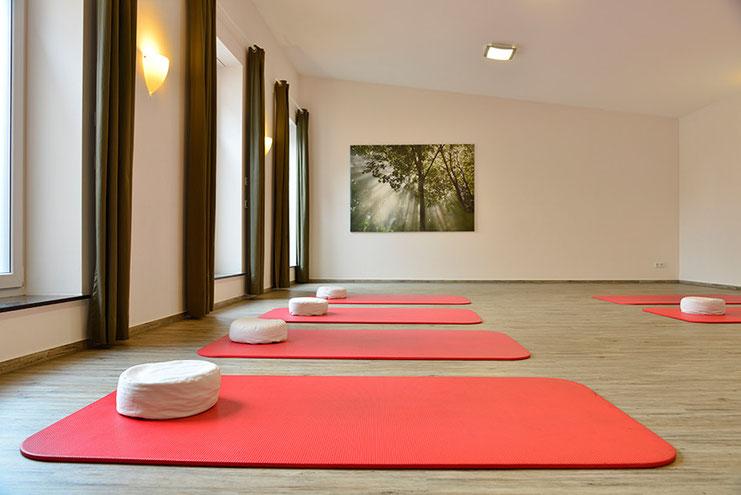 Yoga, Gelking und Sloot