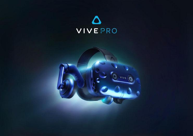 HTC VIVE Proの画像