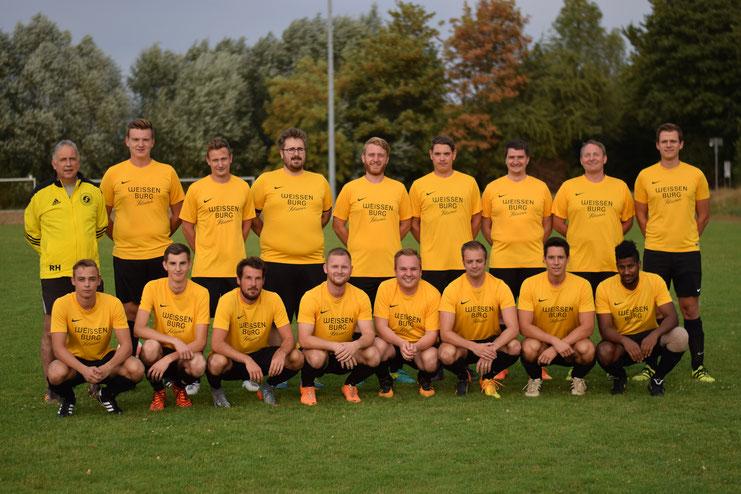 III.Mannschaft der Saison 2018/2019