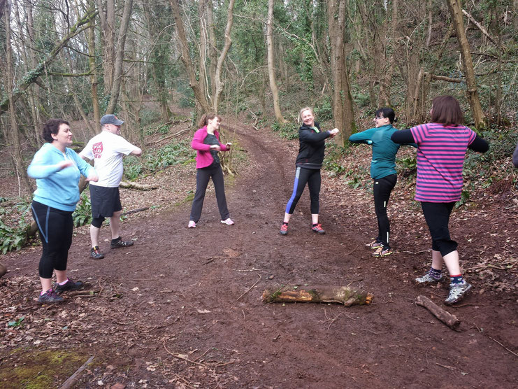 Bootcamp personal training clifton