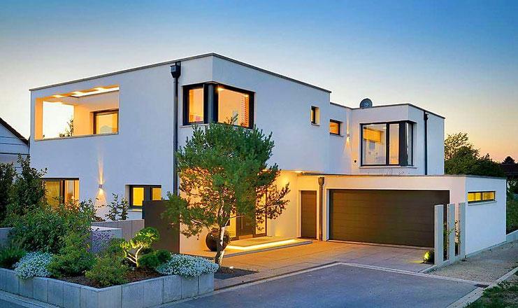 Neubau Immobilie