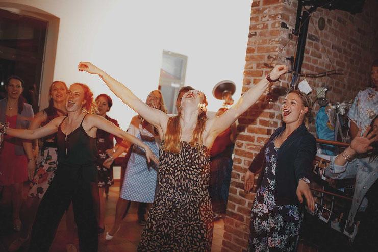 Flashmob Choreografie Hochzeitstanz