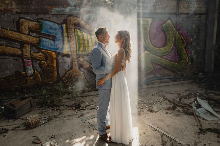 außergewöhnliche Hochzeit Berlin