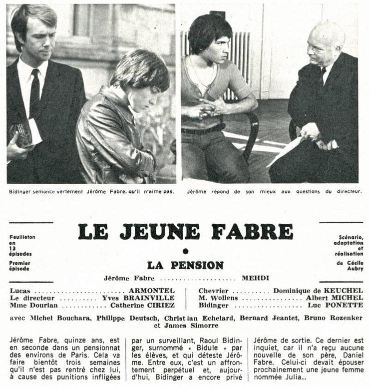 Programmation Le Jeune Fabre Cécile Aubry