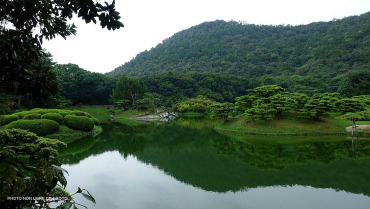 Ritsurin-Köen, Takamatsu