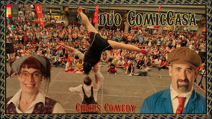 Duo ComicCasa
