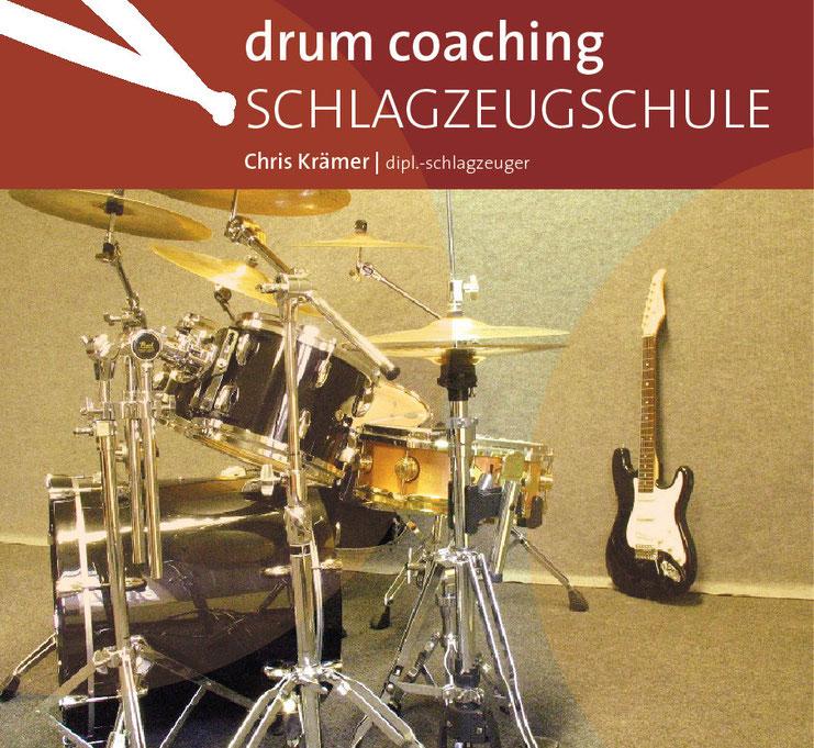 Musikunterricht in Leverkusen schlagzeugschule drum-coaching.com chris Krämer musikschule drum coaching