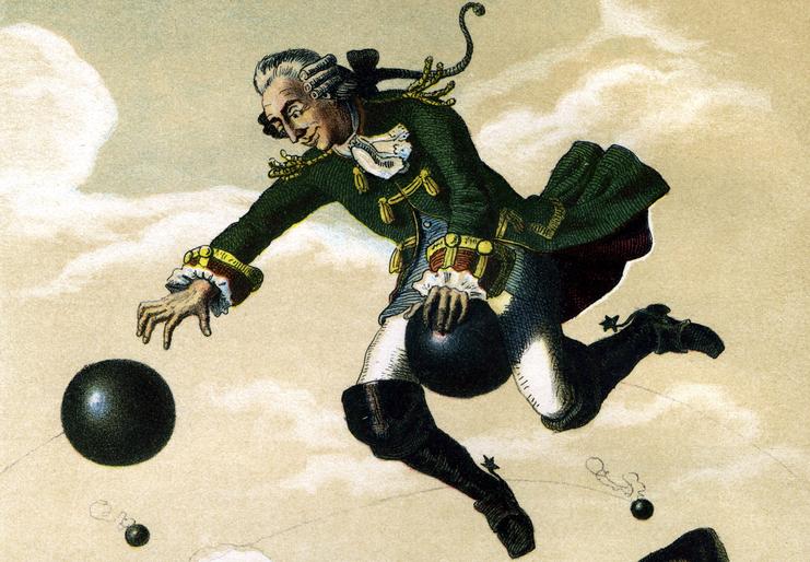 Baron von Münchhausen; Wirtschaftsermittler Schweiz, Wirtschaftsdetektiv Zürich