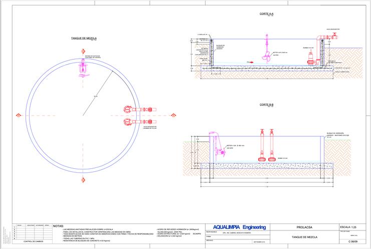 Diseño de biodigestores - Aqualimpia Engineering - digester