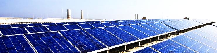 Fotovoltaica en cubierta de edificios