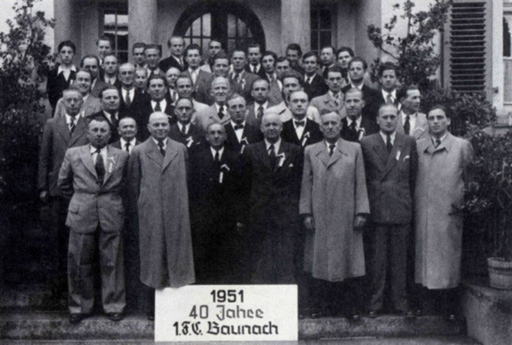 1.Vorsitzender: Güthlein Baptist +     2.Vorsitzender: Fösel Josef +