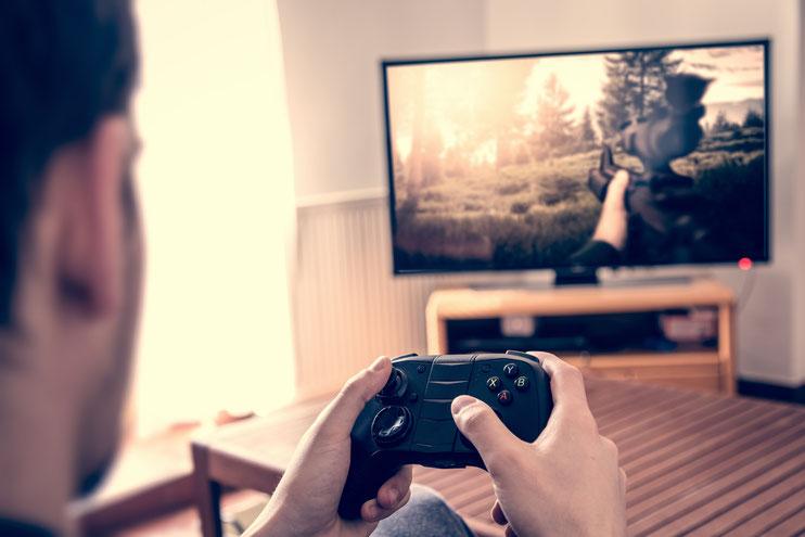 Ego-Shooter Xbox; Detektei Zürich, Detektiv Schweiz, Privatdetektiv Zürich, Detektivbüro