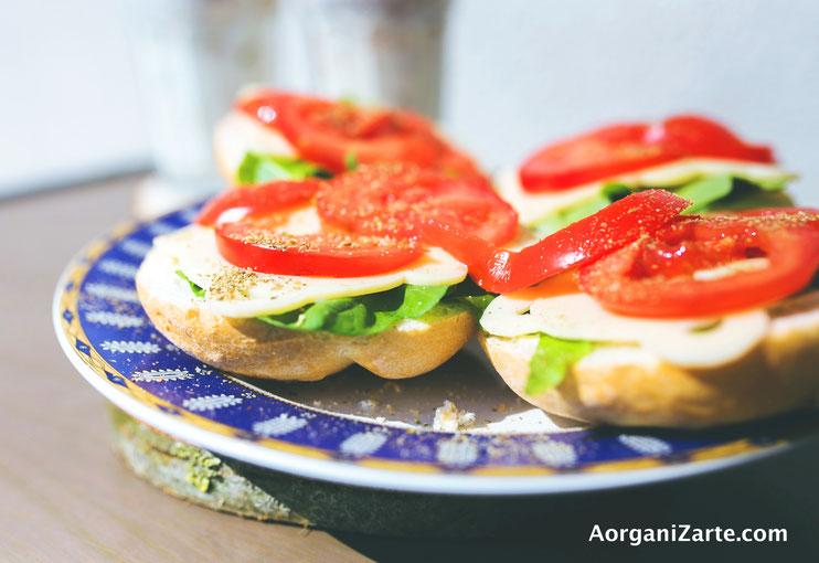 Comer bien es un Habito de Base - AorganiZarte.com