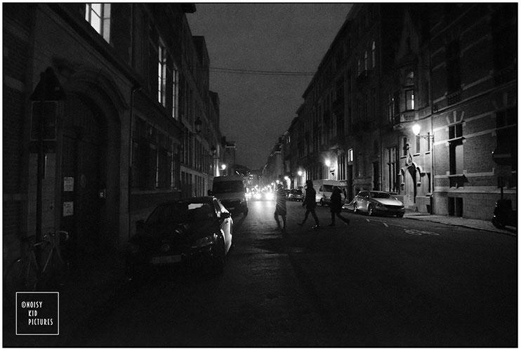 Photographe professionnel donne des cours poussés de photographie dans la ville de Bruxelles en Belgique