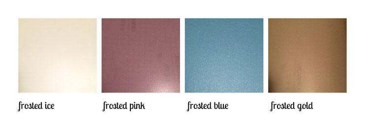 Milchglas Folie Plotterprinzessin Vinyl Milchglas Frosted
